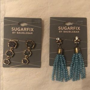 Sugarfix by Baublebar earrings